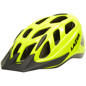 Lazer Cyclone Helmet flash yellow